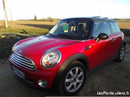 mini cooper vehicules voitures yonne