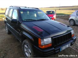 jeep cherokee v8 5. 9l vehicules voitures yonne