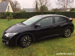 VOITURE OCCASION  HONDA CIVIC 2015 EXECUTIVE  NAVI