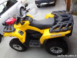 CAN am outlander 500 g2