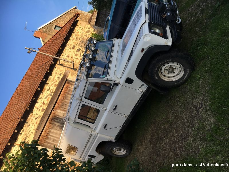land rover defender 130 td5 vehicules voitures allier