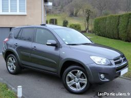 rav4 d-cat 177 ch clean power pack techno 4x4 vehicules voitures eure
