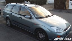 ford focus clipper ghia 1800 tddi vehicules voitures seine-maritime