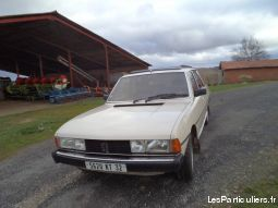 peugeot  604  gtd turbo vehicules voitures gers