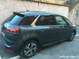 citroen c4 picasso blue hdi vehicules voitures hérault
