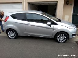 ford fiesta 2015 vehicules voitures val-d'oise