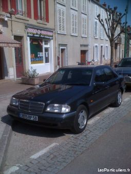 mercedes c180 w202 - 1993 - ct ok vehicules voitures paris