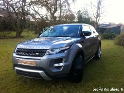 range rover evoque coupé 2.2 td 4 dynamic vehicules voitures nord