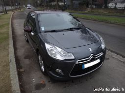 ds3 so chic vehicules voitures mayenne