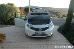 nissan note acenta 11343 km vehicules voitures aude