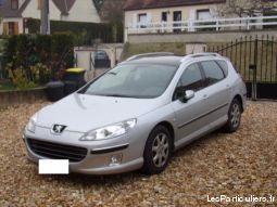 peugeot 407 sw  2l hdi  136  cv vehicules voitures oise