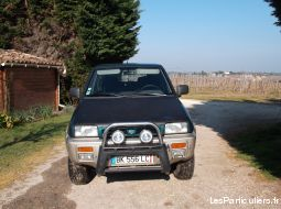 nissan terrano 2 vehicules voitures charente-maritime