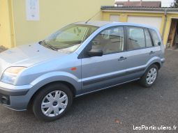 ford fusion 1.6l tdci senso vehicules voitures bas-rhin