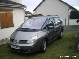 renault espace 4 1.9 dci expression vehicules voitures cher