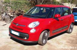 fiat 500l easy 2012 vehicules voitures alpes-maritimes