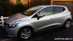 renault clio iv tce 90 energy eco2 intens vehicules voitures nord