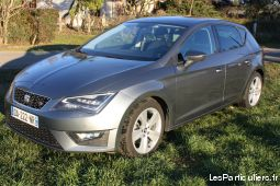 seat leon 2.0 tdi 150 start& stop fr vehicules voitures charente