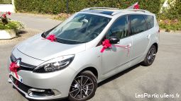 renault grand scénic 1.6 dci 130 energy bose 7 pl vehicules voitures vienne