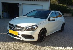 mercedes a 200 amg fascination 7g-dct vehicules voitures alpes-maritimes