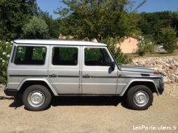 mercedes g 350 turbo w463 classe g vehicules voitures essonnes
