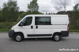peugeot boxer 2. 2 hdi  vehicules utilitaires ain