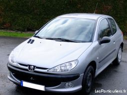 peugeot 206 vehicules voitures eure