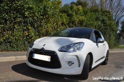 citroën ds3 sport chic 1.6 thp 2012 vehicules voitures val-d'oise