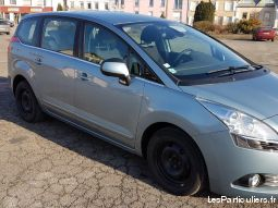 peugeot 5008 1. 6 hdi110 fap premium bmp6 vehicules voitures moselle