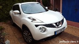 nissan juke 1.6e 117 -  connect edition xtronic a vehicules voitures val-d'oise