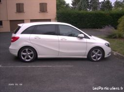 mercedes classe b cdi180 vehicules voitures tarn