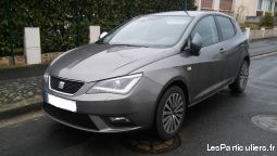 seat ibiza connect vehicules voitures val-d'oise