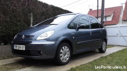 citroën xsara picasso 1.6 hdi fap pack  vehicules voitures essonnes