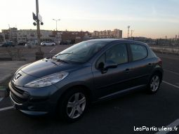 peugeot 207 vehicules voitures val-d'oise