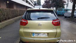 c4 picasso exclusive vehicules voitures val-d'oise