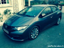 honda civic executive navy 2012 2,2l 150cv vehicules voitures eure