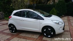 ford ka white édition vehicules voitures nord