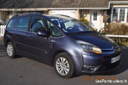 citroen - grand c4 picasso exclusive 1ère main tbe vehicules voitures seine-et-marne