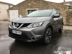 nissan new qashqai vehicules voitures charente-maritime