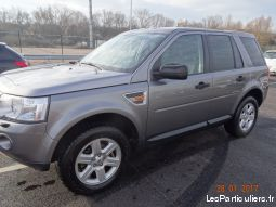 land rover freelander vehicules voitures moselle