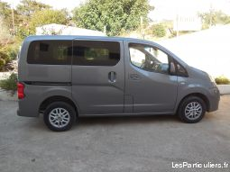 nissan nv200 vehicules voitures corse
