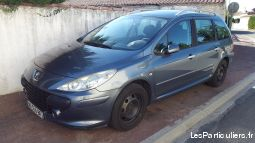 peugeot 307 sw 1.6 hdi  vehicules voitures charente-maritime