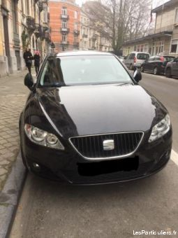 seat exeo 2010, 2.0l vehicules voitures alpes-maritimes