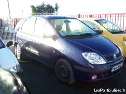 renault scenic 1 phase 2 1.9l dci  vehicules voitures vendée