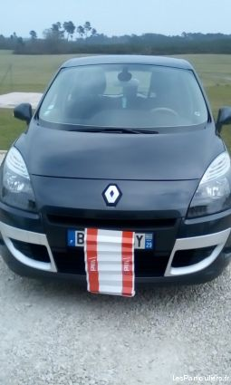 renault scenic 1.9 dci 130 privilege vehicules voitures charente-maritime