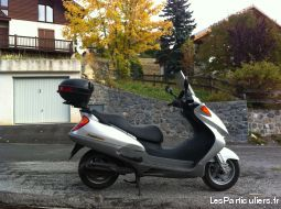 scoter honda pantheon 125 vehicules scooters alpes-maritimes