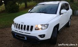 jeep compass 2.2l crd 136 4wd vehicules voitures seine-maritime