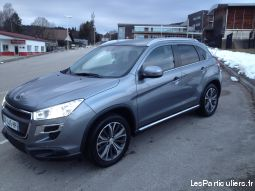 peugeot 4008 vehicules voitures doubs