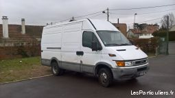 iveco daily 2001 roues jumelees vehicules utilitaires val-d'oise