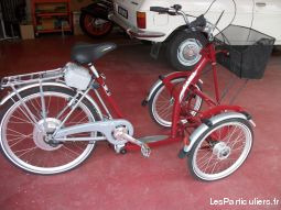 tricycle pour adultes vehicules velos bas-rhin