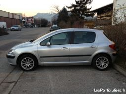 peugeot 307 hdi 1.6l 110 vehicules voitures isère